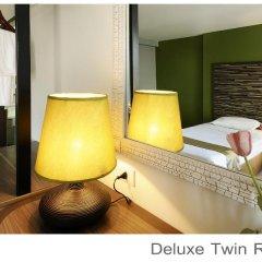 Отель Rambuttri Village Inn & Plaza 3* Стандартный номер с различными типами кроватей фото 16