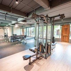 Отель Into The Forest Resort фитнесс-зал фото 2