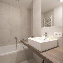 Отель Retro Chic Бельгия, Брюссель - отзывы, цены и фото номеров - забронировать отель Retro Chic онлайн ванная