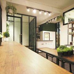 Mint Hostel комната для гостей фото 5