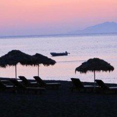 Отель Anezina Villas Греция, Остров Санторини - отзывы, цены и фото номеров - забронировать отель Anezina Villas онлайн пляж