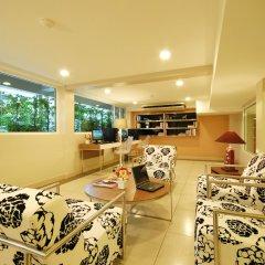 Отель Bangkok Loft Inn Бангкок спа