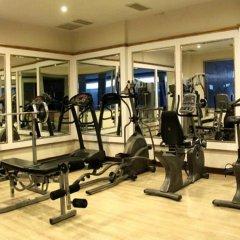 Hane Sun Hotel Сиде фитнесс-зал