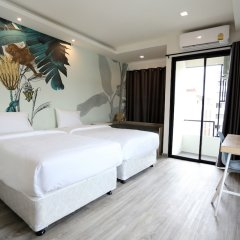 Bangkok Oasis Hotel комната для гостей фото 4