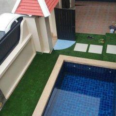 Отель Nowhere Villa Pattaya бассейн