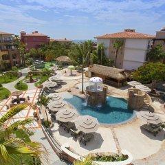 Отель Sheraton Grand Los Cabos Hacienda Del Mar фото 11