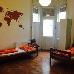 Boomerang Hostel Будапешт комната для гостей фото 2