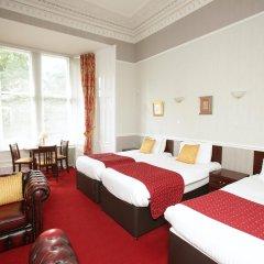 Отель Embassy Apartments Великобритания, Глазго - отзывы, цены и фото номеров - забронировать отель Embassy Apartments онлайн комната для гостей фото 4