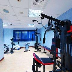 Al Raya Hotel Apartment фитнесс-зал