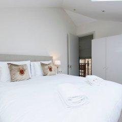 Отель Bright 1BR flat in West London Великобритания, Лондон - отзывы, цены и фото номеров - забронировать отель Bright 1BR flat in West London онлайн комната для гостей фото 3