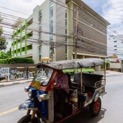 Siamaze Hostel Бангкок городской автобус