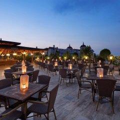 Отель Crystal Waterworld Resort And Spa Богазкент помещение для мероприятий