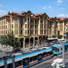 Отель Crowne Plaza Istanbul - Old City Стамбул балкон