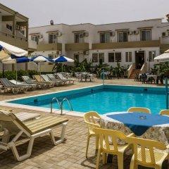 Отель Tsambika Sun Парадиси бассейн фото 2
