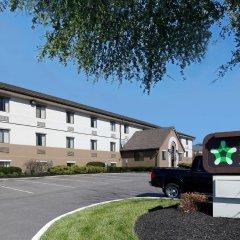 Отель Extended Stay America Dayton - South парковка