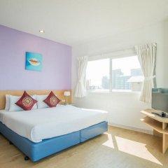 Отель Best Bella Pattaya Таиланд, Паттайя - 4 отзыва об отеле, цены и фото номеров - забронировать отель Best Bella Pattaya онлайн комната для гостей фото 2