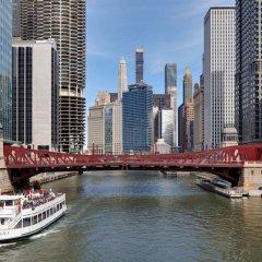Отель Wyndham Grand Chicago Riverfront фото 4