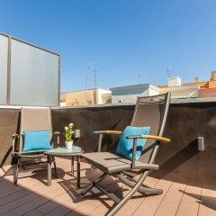 Отель Home Club Lagasca XXX Мадрид балкон