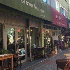 Хостел Itaewon Inn питание фото 2