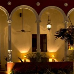 Отель Villa Merida вид на фасад фото 3