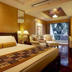 Отель Royal Cliff Beach Terrace Hotel Таиланд, Паттайя - отзывы, цены и фото номеров - забронировать отель Royal Cliff Beach Terrace Hotel онлайн комната для гостей