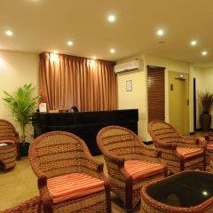 Отель BAANI Мале интерьер отеля фото 2