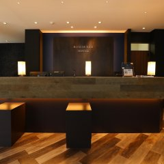 Smart Hotel Hakata 4 Хаката гостиничный бар