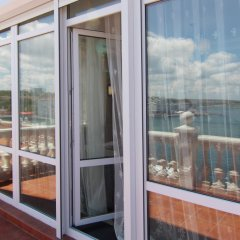 Гостиница Вилла Никита балкон