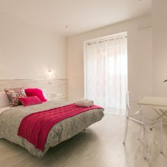 Отель Hostal Met Madrid комната для гостей фото 2