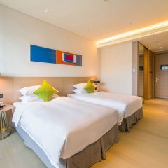Отель The Mulian Urban Resort Hotels Nansha комната для гостей фото 2