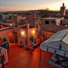 Отель Dar Rita Марокко, Уарзазат - отзывы, цены и фото номеров - забронировать отель Dar Rita онлайн балкон