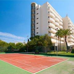 Отель Hipotels Marfil Playa спортивное сооружение
