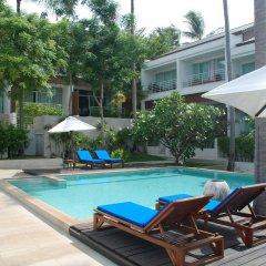 Отель The Park Samui бассейн фото 3