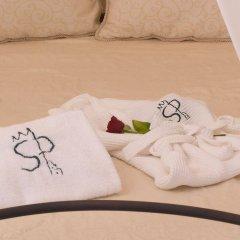 Отель Santorini Princess SPA Hotel Греция, Остров Санторини - отзывы, цены и фото номеров - забронировать отель Santorini Princess SPA Hotel онлайн ванная