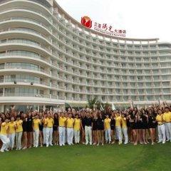 Отель Grand Soluxe Hotel & Resort, Sanya Китай, Санья - отзывы, цены и фото номеров - забронировать отель Grand Soluxe Hotel & Resort, Sanya онлайн помещение для мероприятий фото 2