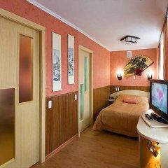 Гостиница Спутник Стандартный номер с двуспальной кроватью фото 10