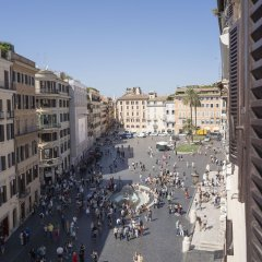 Отель Delsi Inn Piazza di Spagna 32 Италия, Рим - отзывы, цены и фото номеров - забронировать отель Delsi Inn Piazza di Spagna 32 онлайн фото 3