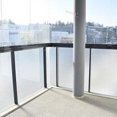 Отель Hiisi Homes Espoo Center балкон