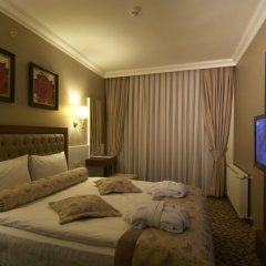 Отель Safran Thermal Resort Афьон-Карахисар комната для гостей фото 4