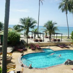 Отель Lamai Chalet пляж