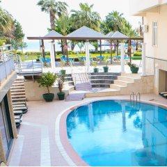 L'ancora Beach Hotel - All Inclusive бассейн фото 3
