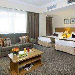 City Seasons Hotel Dubai комната для гостей фото 3