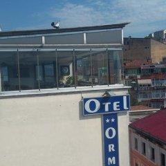 Отель Ormancilar Otel балкон
