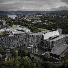 Отель Quality Hotel Edvard Grieg Норвегия, Берген - отзывы, цены и фото номеров - забронировать отель Quality Hotel Edvard Grieg онлайн балкон