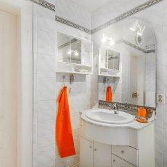 Отель Ostrovni Apartment Чехия, Прага - отзывы, цены и фото номеров - забронировать отель Ostrovni Apartment онлайн ванная