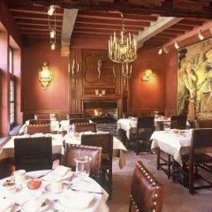 Отель Relais Bourgondisch Cruyce, A Luxe Worldwide Hotel Бельгия, Брюгге - отзывы, цены и фото номеров - забронировать отель Relais Bourgondisch Cruyce, A Luxe Worldwide Hotel онлайн питание фото 2