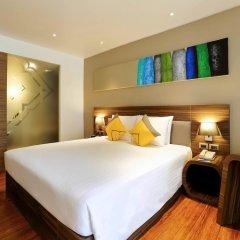 Отель Novotel Phuket Karon Beach Resort and Spa комната для гостей фото 2