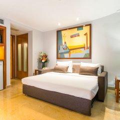 Отель Eurostars Zona Rosa Suites комната для гостей фото 4