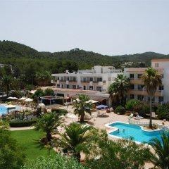 Отель Balansat Resort Apartamentos Испания, Сан-Микель-де-Баласант - отзывы, цены и фото номеров - забронировать отель Balansat Resort Apartamentos онлайн балкон