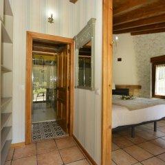 Отель El Puentuco ванная